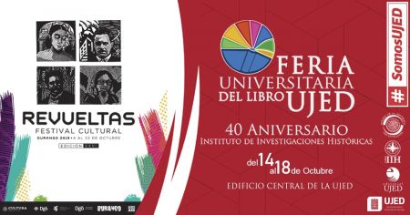 Feria Universitaria del libro UJED