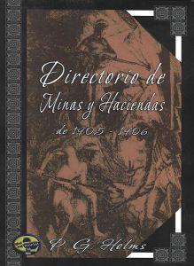 Directorio de minas y haciendas 1905-1906