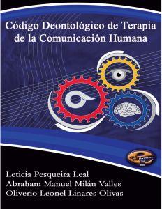 Código deontológico de Terapia de la Comunicación Humana