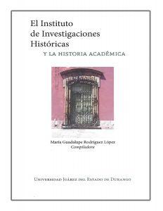 El Instituto de Investigaciones Históricas