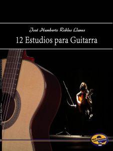 12 Estudios para guitarra
